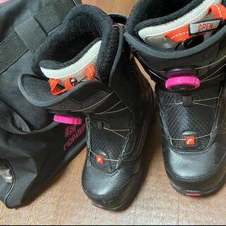 ヘッド(HEAD)のhead レディース ボードブーツ Boa式 23.5cm(ブーツ)