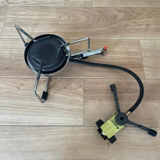 シンフジパートナー(新富士バーナー)のソト SOTO ST-301 ガスバーナー CB管バーナー キャンプ BBQ(ストーブ/コンロ)