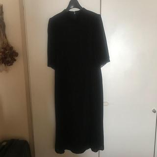 クロエ(Chloe)のクロエ ブラックフォーマルワンピース 7号 礼服 喪服(礼服/喪服)