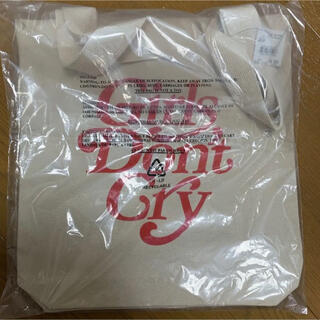GDC - 新作 verdy girlsdon'tcry トートバック 伊勢丹 ガルドン T