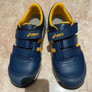 asics - アシックス安全靴 24.5cm