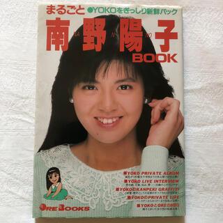 コウダンシャ(講談社)のまるごと南野陽子BOOK(アイドルグッズ)