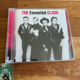 THE CLASH  2-CD     THE Essential CLASH(ポップス/ロック(洋楽))