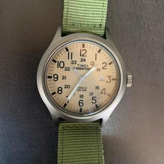 タイメックス(TIMEX)のタイメックス TIMEX エクスペディション 腕時計(腕時計(アナログ))