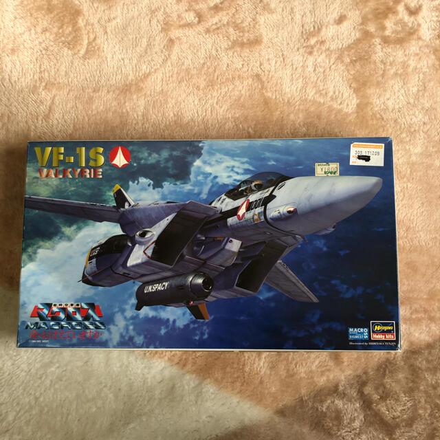 macros(マクロス)のワ 超時空要塞マクロスシリーズ 1/72 VF-1S バルキリー エンタメ/ホビーのおもちゃ/ぬいぐるみ(模型/プラモデル)の商品写真