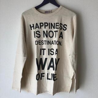 ゴートゥーハリウッド(GO TO HOLLYWOOD)のカルパス様専用新品タグ付ゴートゥーハリウッドシルクネップテンジクTシャツ04(Tシャツ/カットソー)