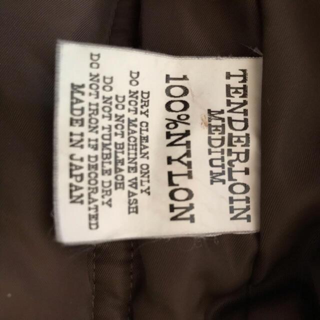 TENDERLOIN(テンダーロイン)のTENDERLOIN♦︎T-DOWN VEST メンズのジャケット/アウター(ダウンベスト)の商品写真