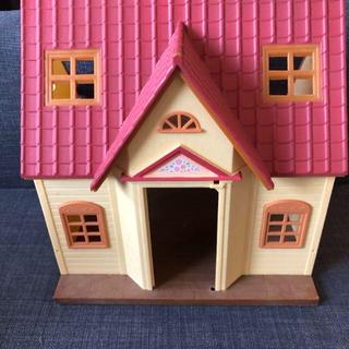 エポック(EPOCH)のシルバニアファミリー 赤い屋根のおうち(ぬいぐるみ/人形)