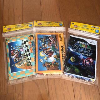 バンダイ(BANDAI)のスーパーマリオ 一番くじ G賞 3個セット 新品(その他)
