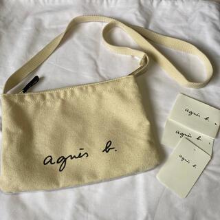 アニエスベー(agnes b.)のagnes b. サコッシュ(ショルダーバッグ)