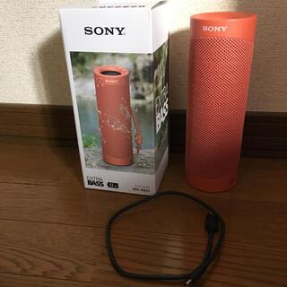 ソニー(SONY)の★美品★SONY SRS-XB23(スピーカー)