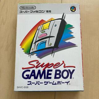 スーパーファミコン(スーパーファミコン)のスーファミ スーパーゲームボーイ(その他)