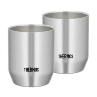 THERMOS - サーモス 真空耐熱タンブラー 2個セット マグカップ コップ