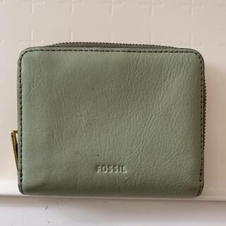 フォッシル(FOSSIL)のFOSSIL 折り財布(財布)