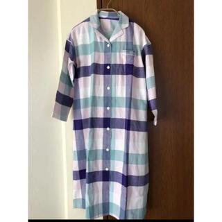 キッドブルー(KID BLUE)のKID BLUE キッドブルー パジャマ上下 チェック 長袖 起毛 コットン(パジャマ)