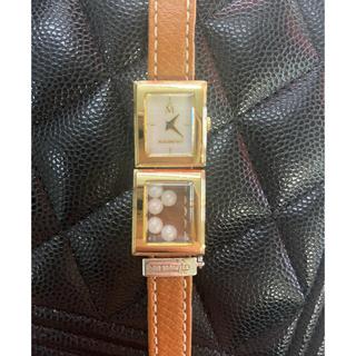 ミキモト(MIKIMOTO)のミキモト レディース 時計(腕時計)