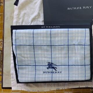 BURBERRY - バーバリー ソフトコットンシーツ