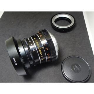 176 インダスター61  オールドレンズ アダプター付(レンズ(単焦点))