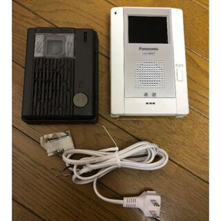 Panasonic - インターホン・ドアホン カラーベーシックタイプ(電源直結式) HA-S602