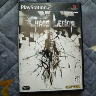 PS2ソフト カオス レギオン(家庭用ゲームソフト)