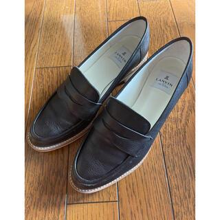 ランバンオンブルー(LANVIN en Bleu)のLANVIN en Blue 靴 ローファー(ローファー/革靴)