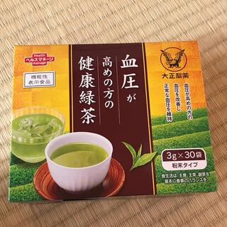 タイショウセイヤク(大正製薬)の大正製薬 血圧が高めの方の健康緑茶(健康茶)