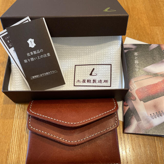 ツチヤカバンセイゾウジョ(土屋鞄製造所)の土屋鞄ツインコインケース(コインケース/小銭入れ)