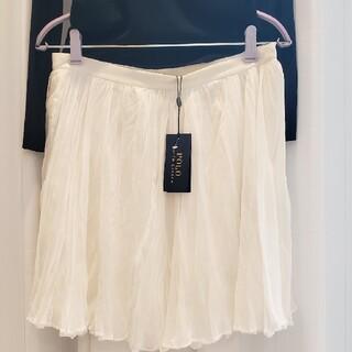 ポロラルフローレン(POLO RALPH LAUREN)のラルフローレンのスカート新品タグ付き(ひざ丈スカート)