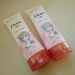 ユニリーバ(Unilever)の新品 水森亜土 Dove 2本(洗顔料)