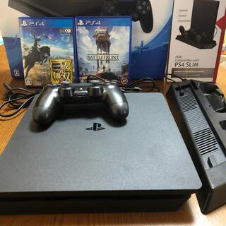 プレイステーション4(PlayStation4)のPlayStation4 本体 CUH-2000AB01 香さん専用(家庭用ゲーム機本体)