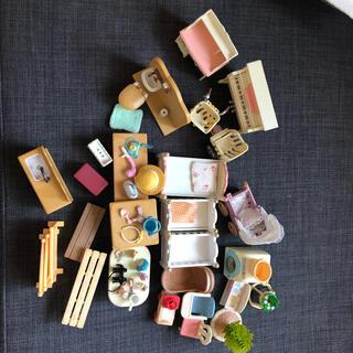 エポック(EPOCH)のシルバニアファミリー 家具(ぬいぐるみ/人形)