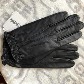 ジャンポールゴルチエ(Jean-Paul GAULTIER)のジャンポールゴルチエ  牛革手袋 黒(手袋)