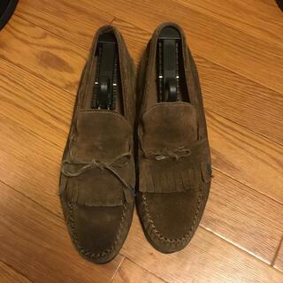 エディフィス(EDIFICE)のエディフィス タッセルローファー EDIFICE 革靴 スエード(スリッポン/モカシン)