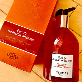エルメス(Hermes)の最終値下◆HERMES ハンド&ボディクレンジングジェル(その他)