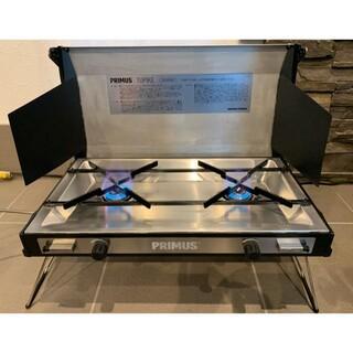 プリムス(PRIMUS)の【廃盤】PRIMUS プリムス ツーバーナー TUPIKE トゥピケ(調理器具)
