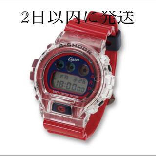 カシオ(CASIO)のCARP カープ G-SHOCK 2021年モデル(腕時計(デジタル))