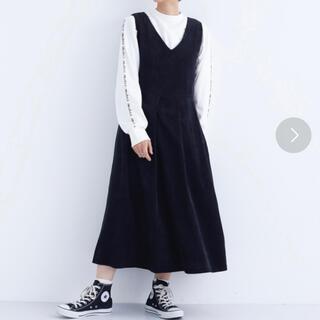 メルロー(merlot)の【merlot】 サロペットスカート(サロペット/オーバーオール)