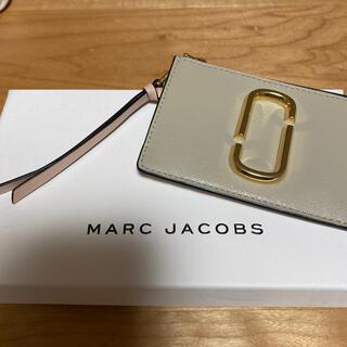 マークジェイコブス(MARC JACOBS)のMARC JACOBS マークジェイコブス カードケース 定期ケース(名刺入れ/定期入れ)