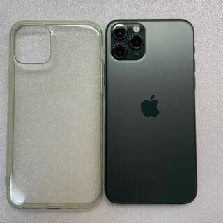 アイフォーン(iPhone)のiphone11 Pro Green 64Gb Simフリー(スマートフォン本体)