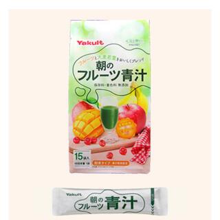 ヤクルト(Yakult)のヤクルト 朝のフルーツ青汁 13本(青汁/ケール加工食品)