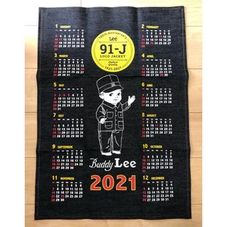 リー(Lee)のLee デニムカレンダー 2021(カレンダー/スケジュール)
