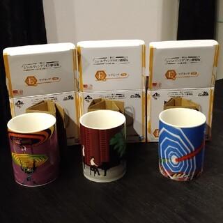 エヴァンゲリオン マグカップ 3種セット(グラス/カップ)