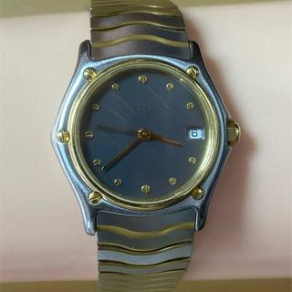 エベル(EBEL)の【希少レア18K】EVELレディース腕時計 稼働中クウォーツ(腕時計)