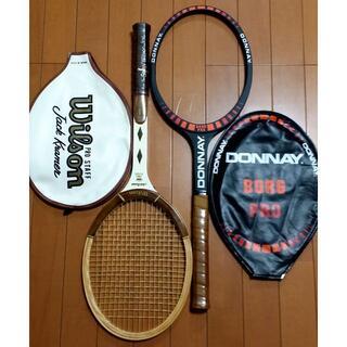ウィルソン(wilson)の【奇跡の2本】 1980 Wimbledon 決勝 テニスラケット(ラケット)