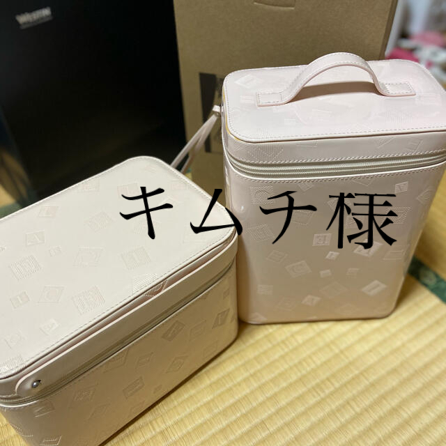 Clelia メイクボックス2種【中古品あり】 コスメ/美容のメイク道具/ケアグッズ(メイクボックス)の商品写真