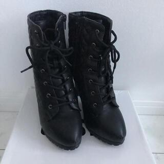 ギャルスター(GALSTAR)のギャルスター ショートブーツ Mサイズ(ブーツ)