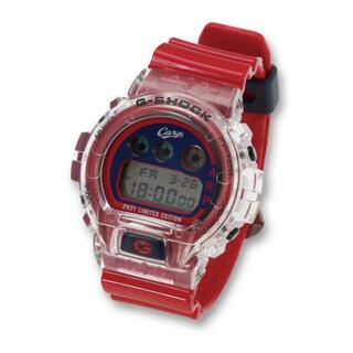 ヒロシマトウヨウカープ(広島東洋カープ)のカープ G-SHOCK 2021 カープグッズ ジーショック(腕時計(デジタル))
