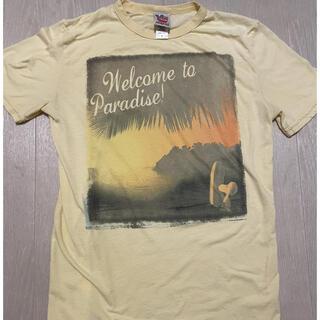 ジャンクフード(JUNK FOOD)の【Safari掲載】スヌーピー(JUNK FOOD)Tシャツ Mサイズ(Tシャツ(半袖/袖なし))