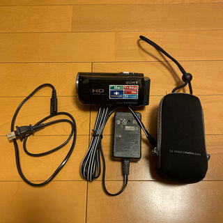 ソニー(SONY)のSONY ビデオカメラ HDR-CX390(ビデオカメラ)