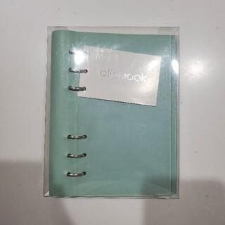 ファイロファックス(Filofax)のクリップブック バイブル ミント(手帳)